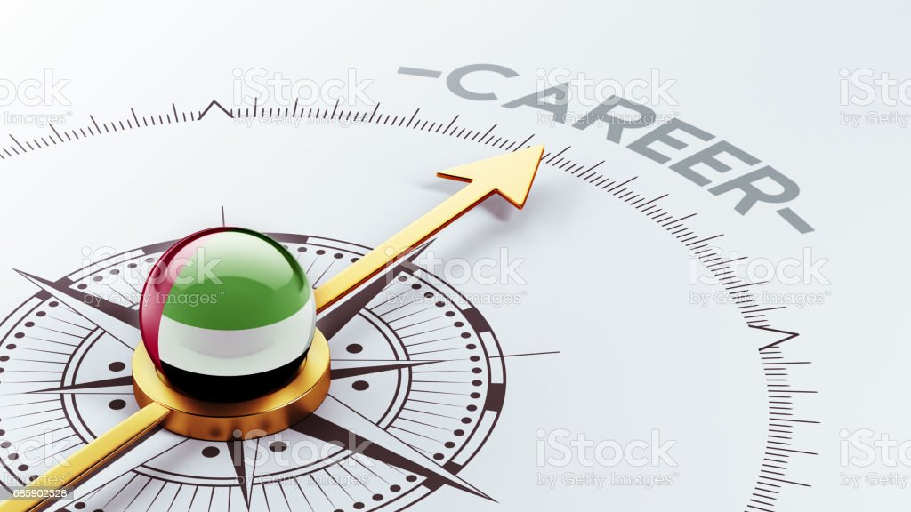 Career Concept vector art illustration