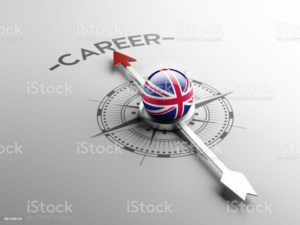 Career Concept vector art illustration