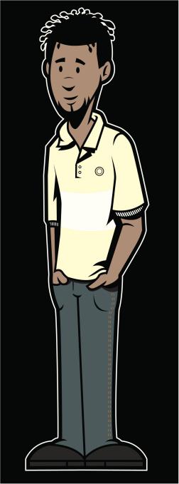 Caribbean male