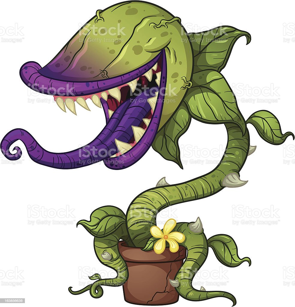 Carnivorous plant royalty-free carnivorous plant stock vector art & more images of carnivorous plant