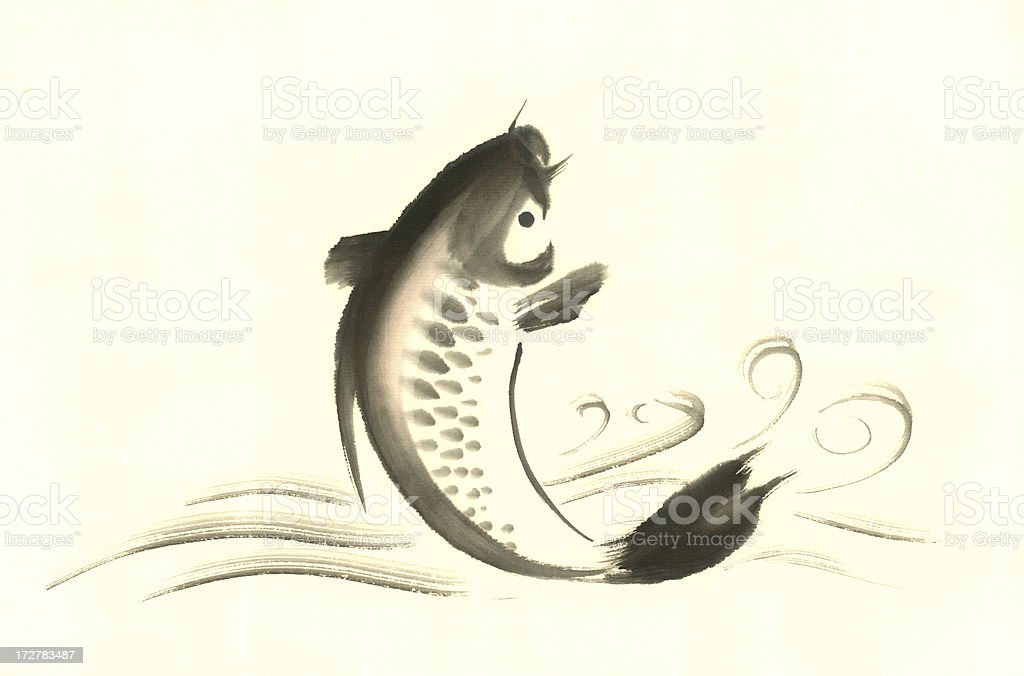 carp royalty-free carp stock vector art & more images of animal