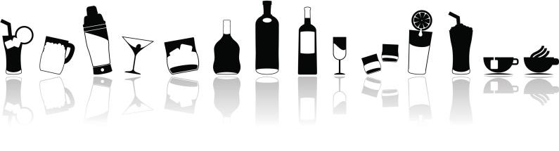 carta drink icons