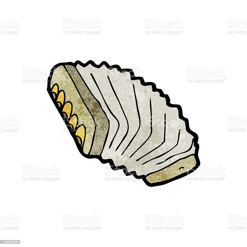 cartoon accordion royalty-free stock vector art