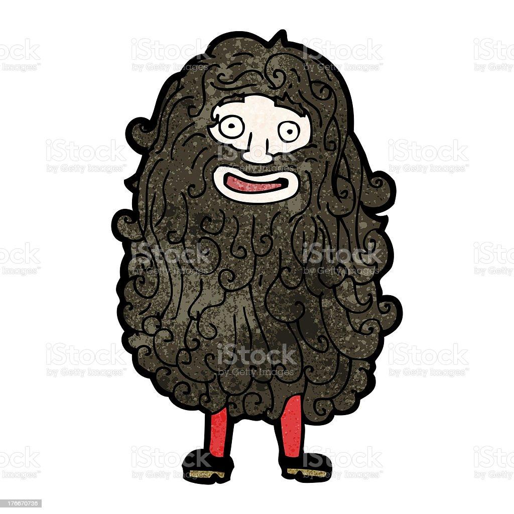 cartoon bearded man royalty-free cartoon bearded man stock vector art & more images of adult