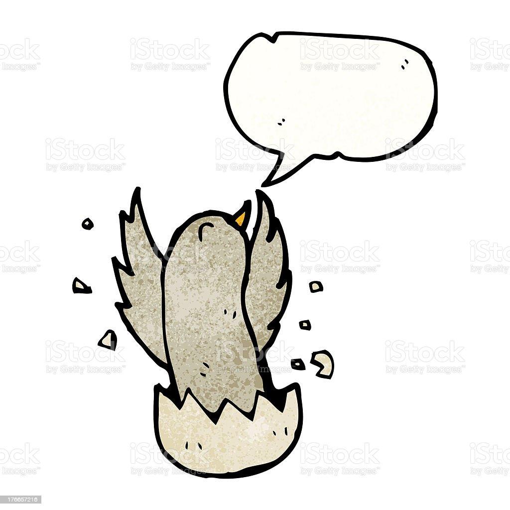 Pájaro de historieta cantar ilustración de pájaro de historieta cantar y más banco de imágenes de alegre libre de derechos