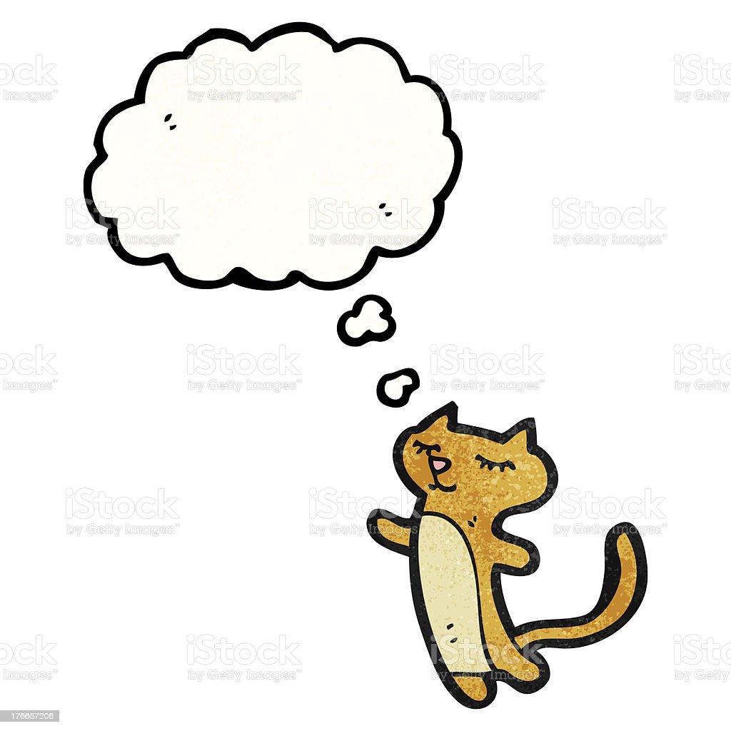 cartoon cat royalty-free cartoon cat stock vector art & more images of animal