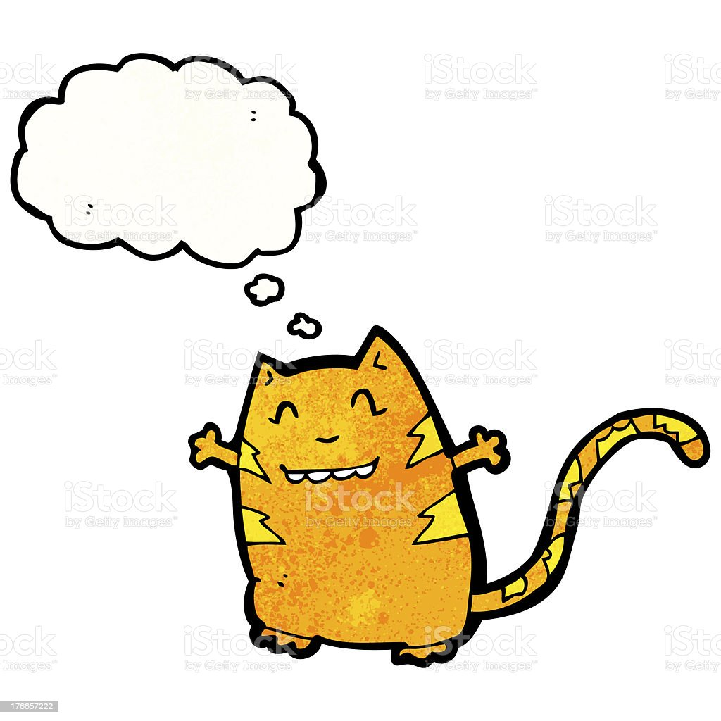 cartoon cat royalty-free cartoon cat stock vector art & more images of bizarre
