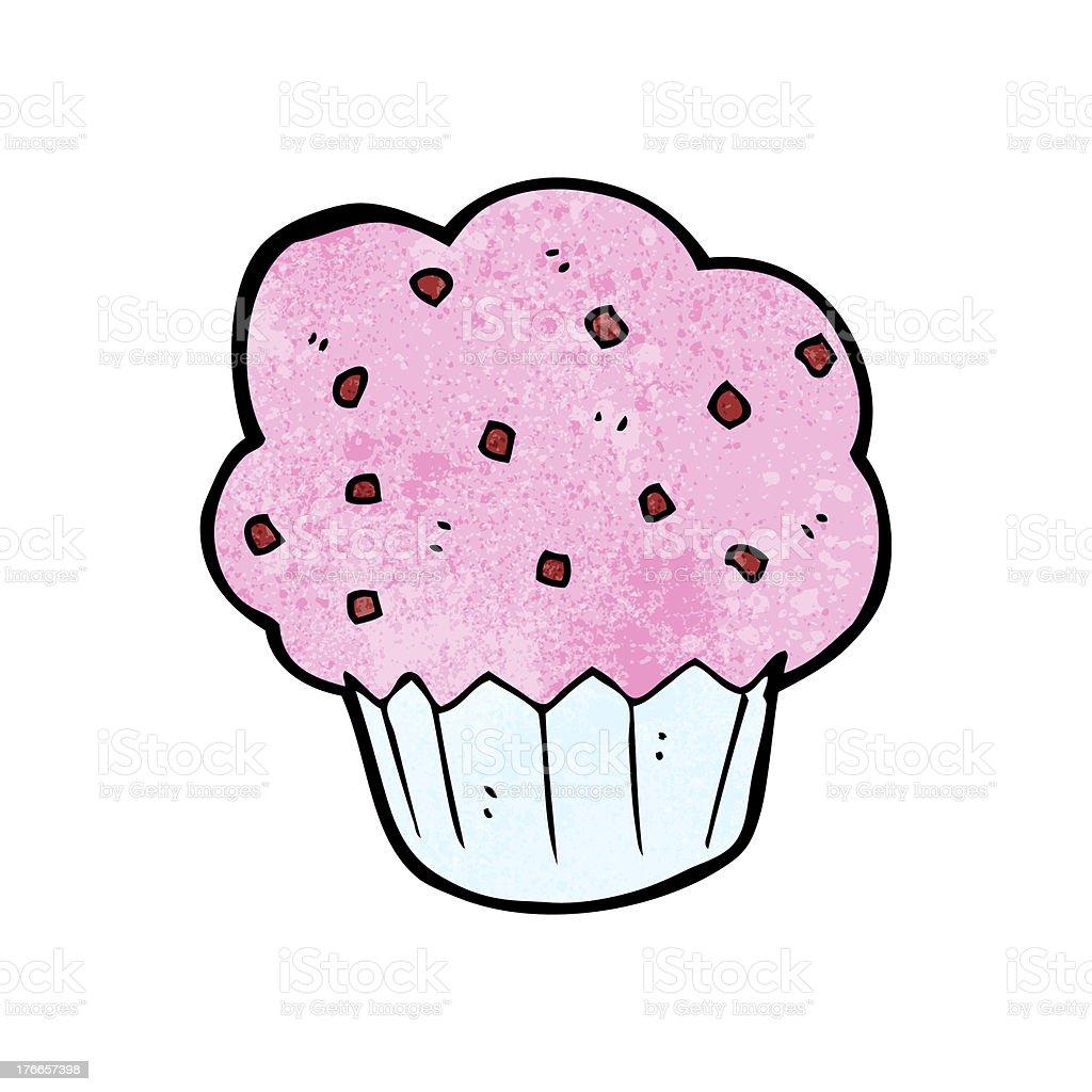 cartoon cupcake royalty-free cartoon cupcake stock vector art & more images of bizarre