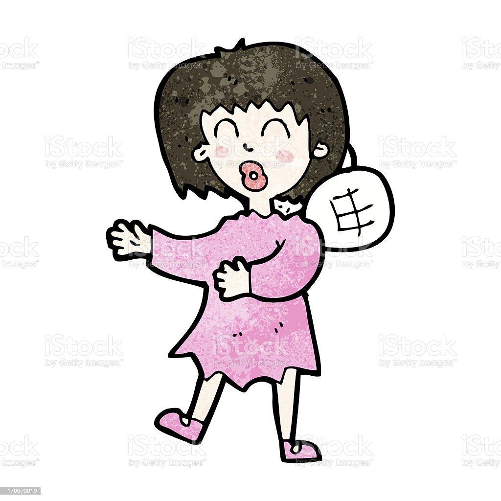 cartoon fairy royalty-free cartoon fairy stock vector art & more images of adult