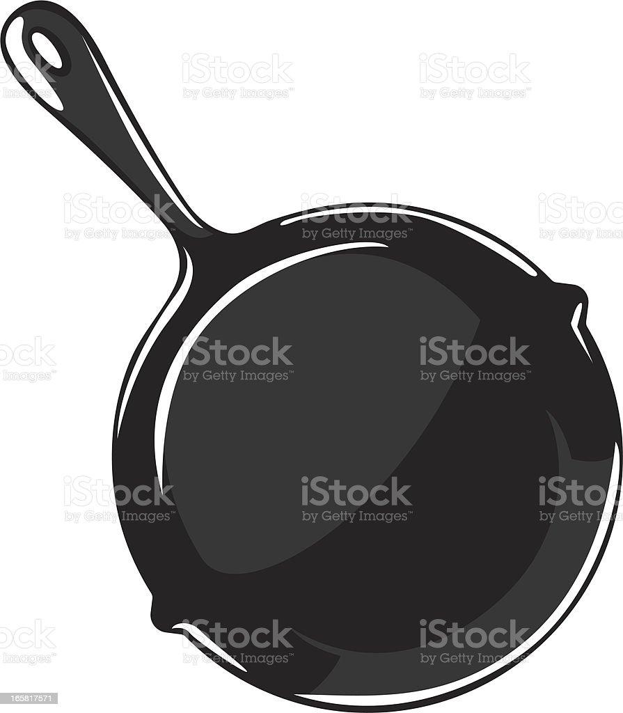 royalty free frying pan clip art vector images illustrations istock rh istockphoto com Animated Frying Pan frying pan image clipart