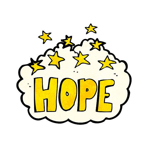 ilustrações de stock, clip art, desenhos animados e ícones de mulher esperança símbolo - hope
