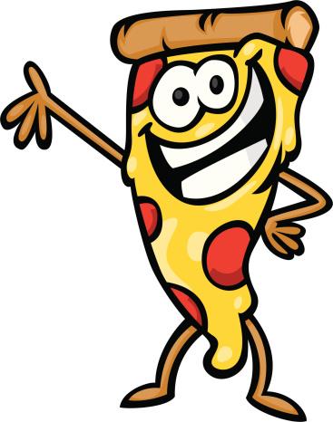cartoon pizza guy