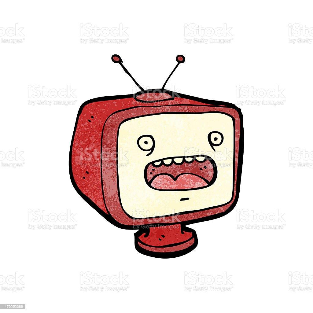 カットイラストテレビセット のイラスト素材 476252389 | istock