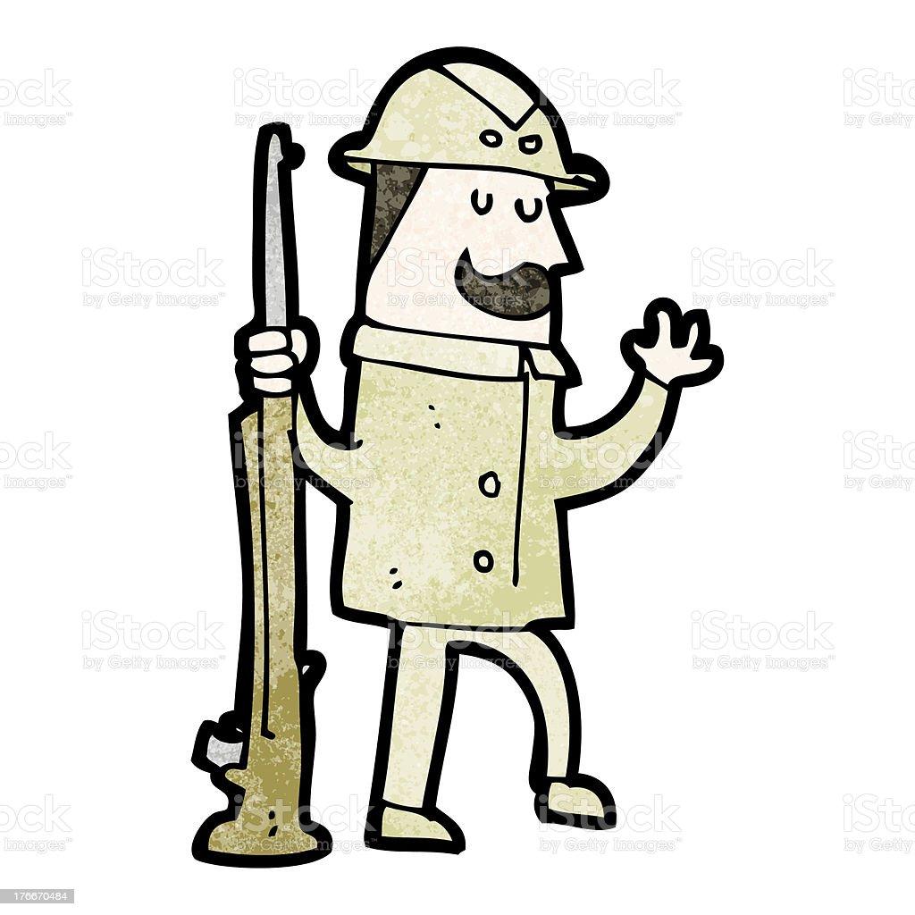cartoon victorian hunter royalty-free cartoon victorian hunter stock vector art & more images of adult