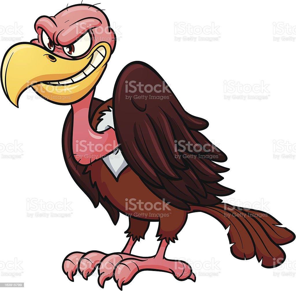 royalty free vulture clip art vector images illustrations istock rh istockphoto com vulture bird clipart vulture clip art free