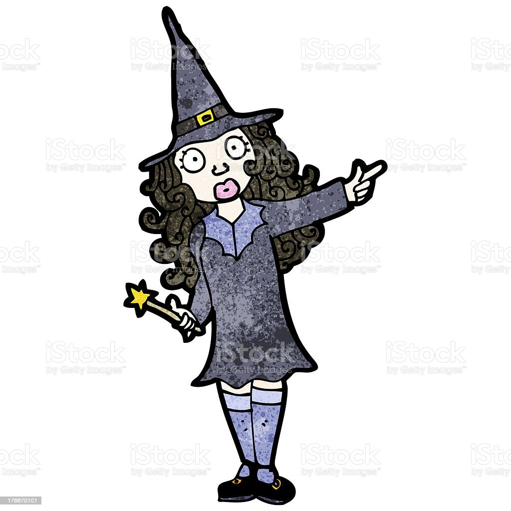 cartoon witch royalty-free cartoon witch stock vector art & more images of adult