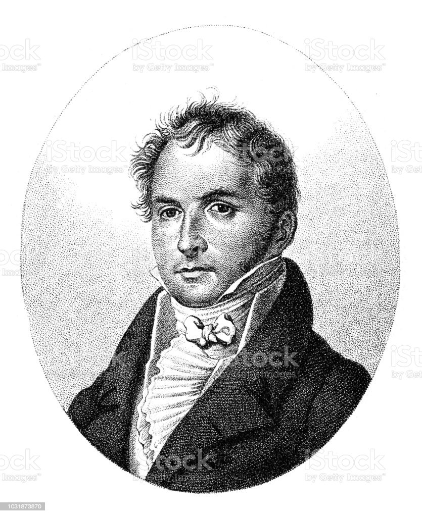 Casimir-Pierre Perier (11 October 1777 – 16 May 1832) was a prominent French banker, mine owner, political leader and statesman vector art illustration