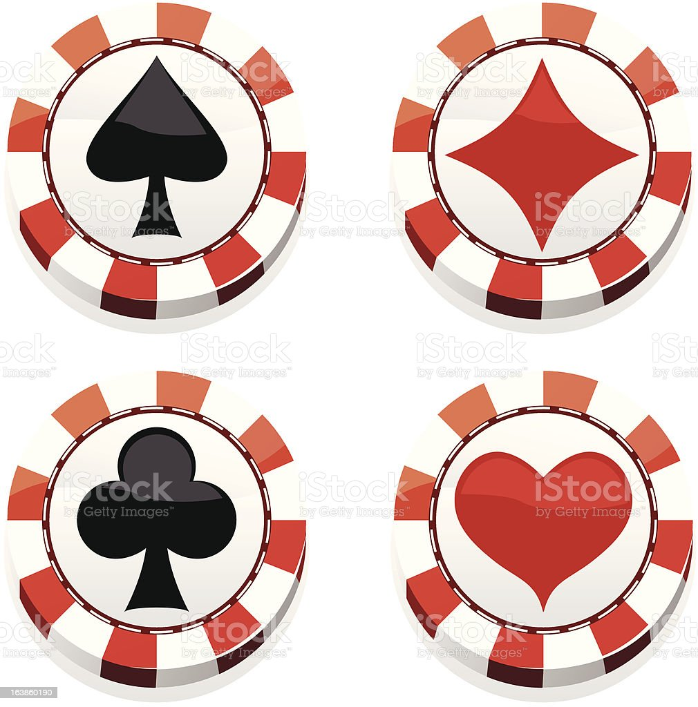 casino chips royalty-free casino chips stock vector art & more images of black color