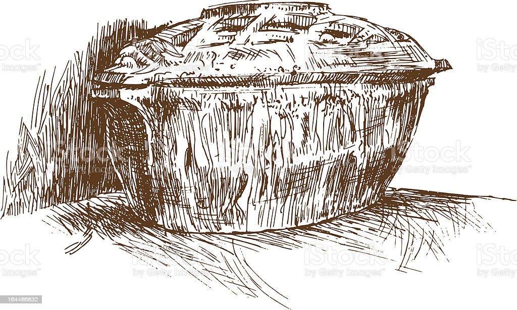 cast iron pot royalty-free cast iron pot stock vector art & more images of antique