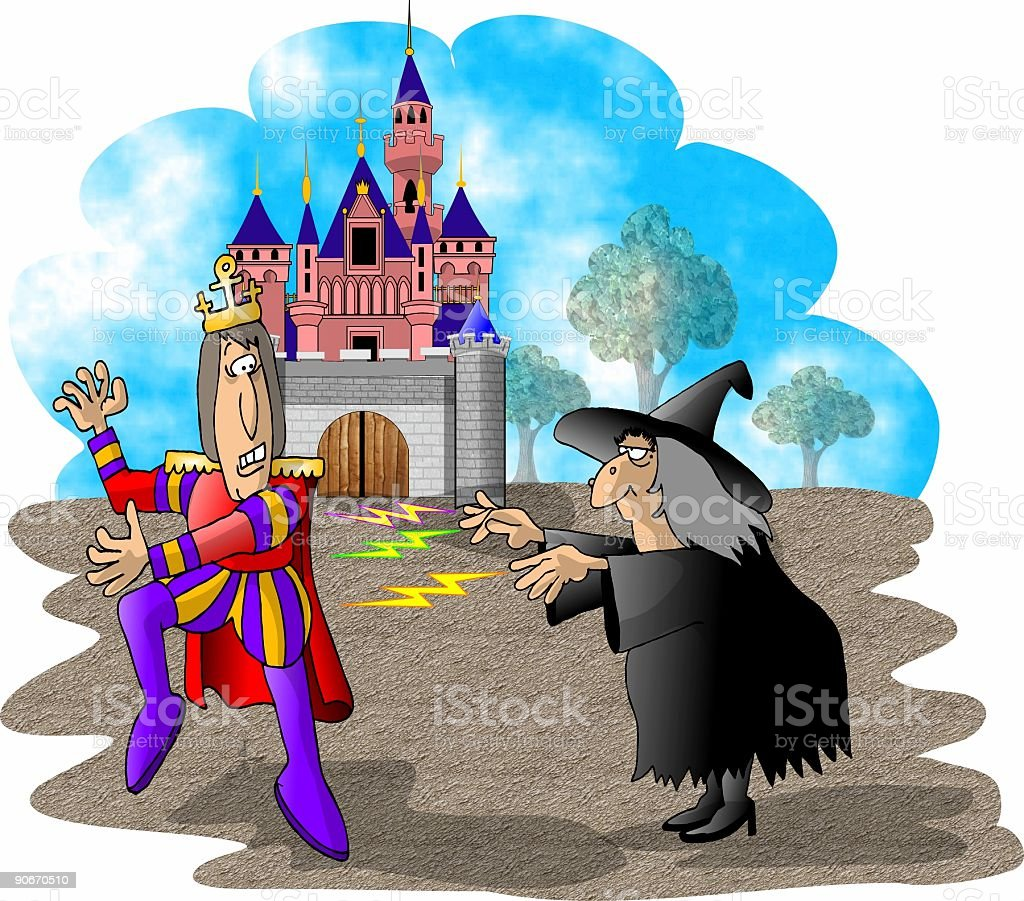 Casting a spell royalty-free casting a spell stock vector art & more images of adult