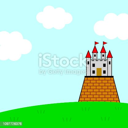 istock Castle 1097726376
