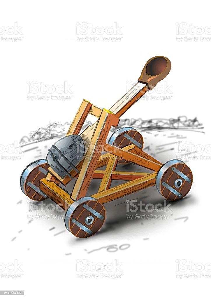 history of the catapult essay History of catapults tobias carbajal all throughout history, catapults have been used to launch objects across great distances in order to destroy standing.