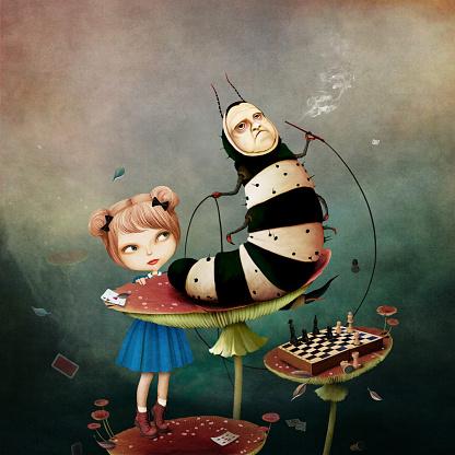 Caterpillar Wonderland