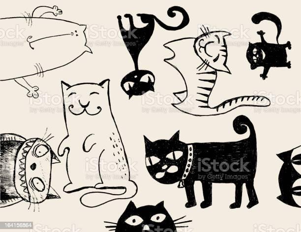 Cats illustration id164156864?b=1&k=6&m=164156864&s=612x612&h=jrsli 3ywcn9mhsjefpwjpkwripaultenioassywda8=