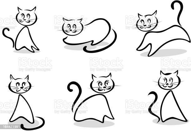 Cats symbols and emblems illustration id164471991?b=1&k=6&m=164471991&s=612x612&h=pkrudjm9ng01cmu0vmkkd9rsfznhx5xnge5hpw l li=