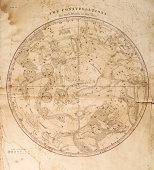 istock Celestial Map 1856 511866169