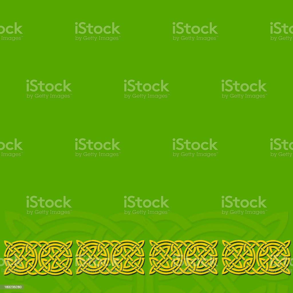 Celtic Border 1 royalty-free celtic border 1 stock vector art & more images of celebration event