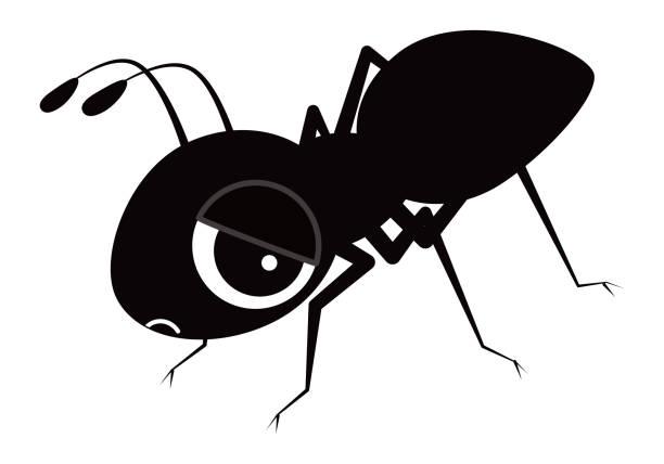 蟻 キャラクター ベクター イラスト ベクターアートイラスト
