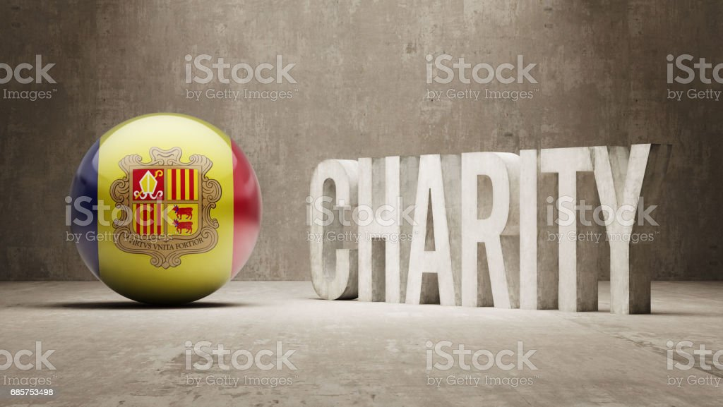 Charity Concept royaltyfri charity concept-vektorgrafik och fler bilder på andorra
