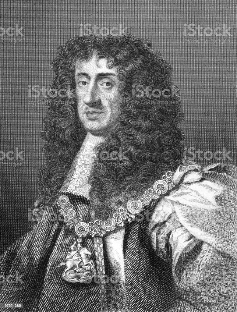 Charles II royalty-free charles ii stock vector art & more images of adult
