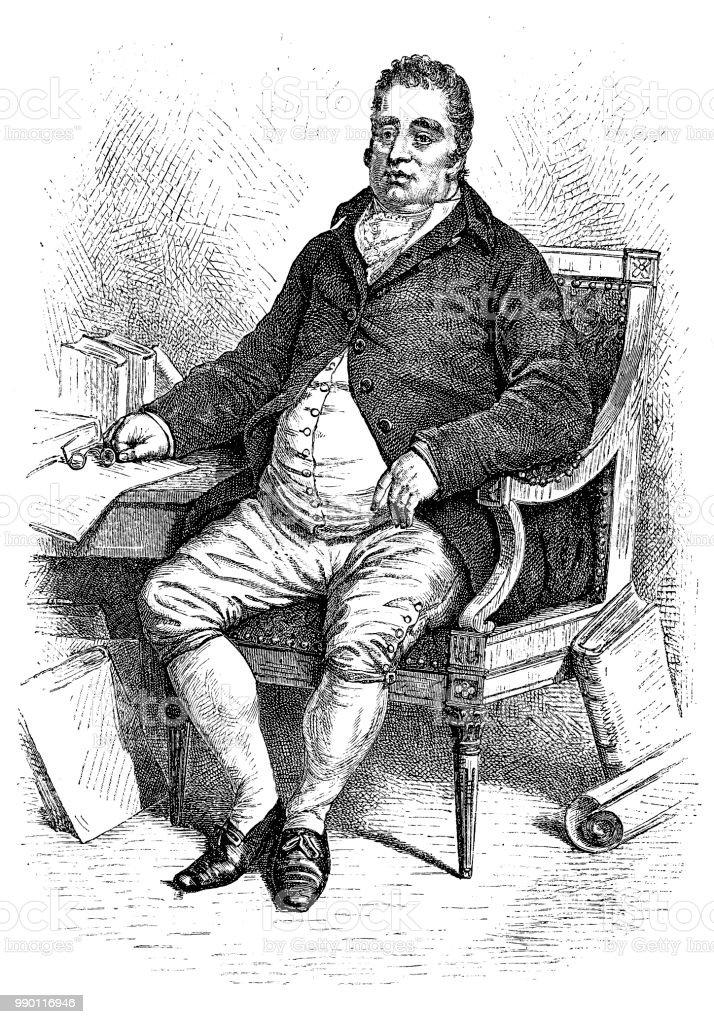 チャールズ ジェームズ フォックス 1762 から閣下のスタイル著名な ...