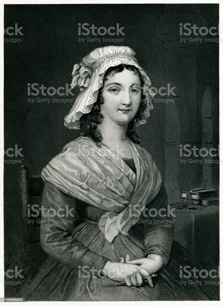 Charlotte Corday royalty-free charlotte corday stock vector art & more images of 1873