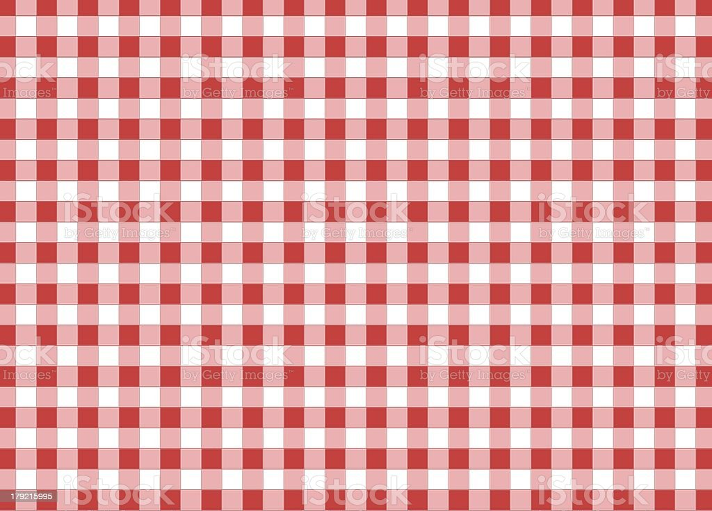 checkered royalty-free stock vector art