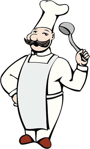 Chefkoch – Vektorgrafik