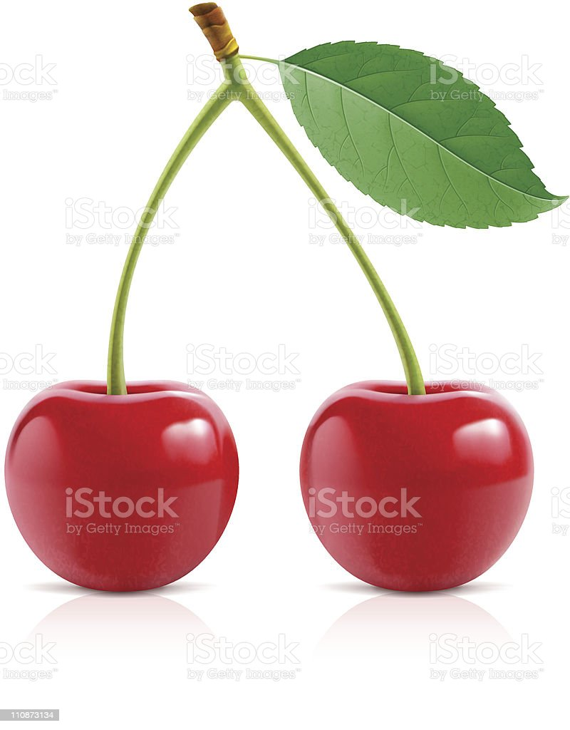 Cherry royalty-free cherry stock vector art & more images of berry fruit