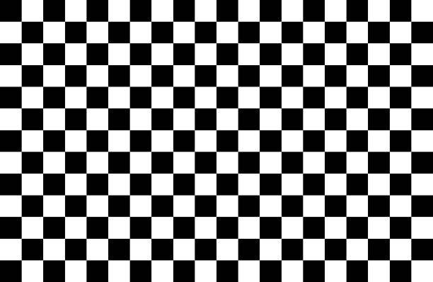 Chess Board. vector art illustration