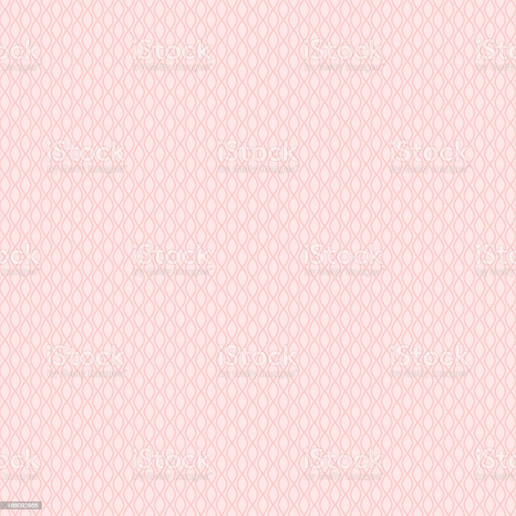 Chic  seamless patterns. Pink, white vector art illustration