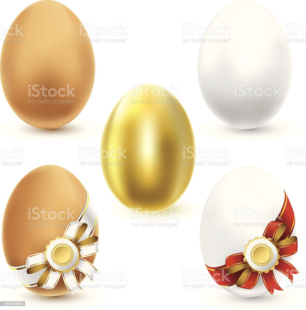 chicken eggs royalty-free chicken eggs stock vector art & more images of animal egg
