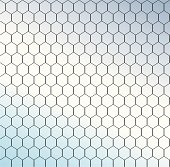Chicken Wire Seamless Background