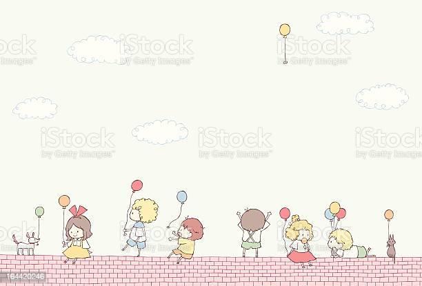 Children in park illustration id164420246?b=1&k=6&m=164420246&s=612x612&h=1mpzgtcxsiixywfde8ee3zz 1qfl9s adhvuxrb ahc=