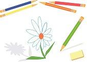 Children's flower