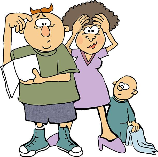 Top Confused Parents Clip Art, Vector Graphics and ...