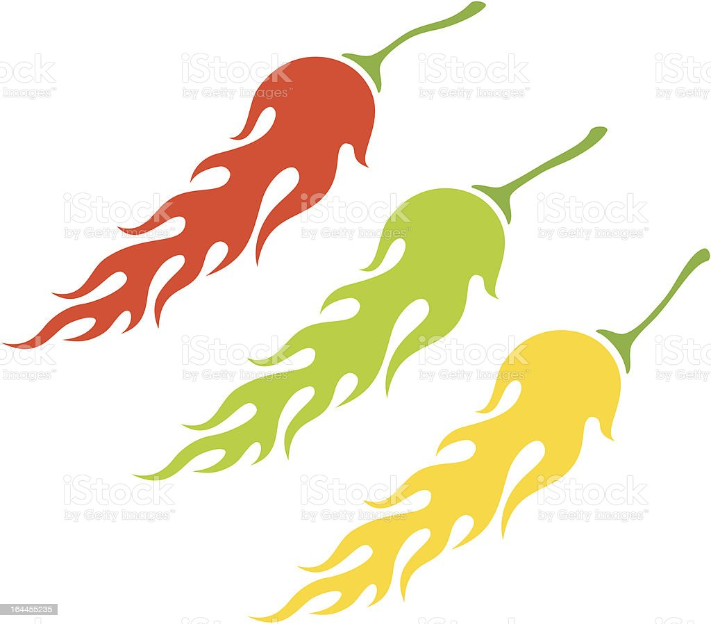 chili peppers royalty-free chili peppers stock vector art & more images of abstract