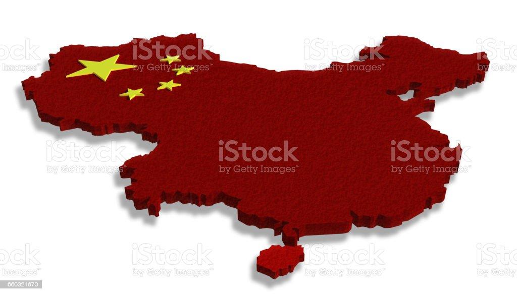 Carte Australie Chine.Carte De Chine Vecteurs Libres De Droits Et Plus D Images