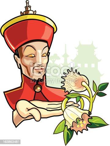 istock Chinese Emperor 163863481