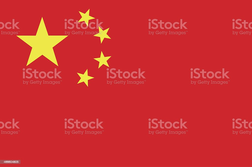 Chinese flag. royalty-free chinese flag stock vector art & more images of arts culture and entertainment